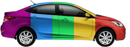 порошковая покраска автомобилей